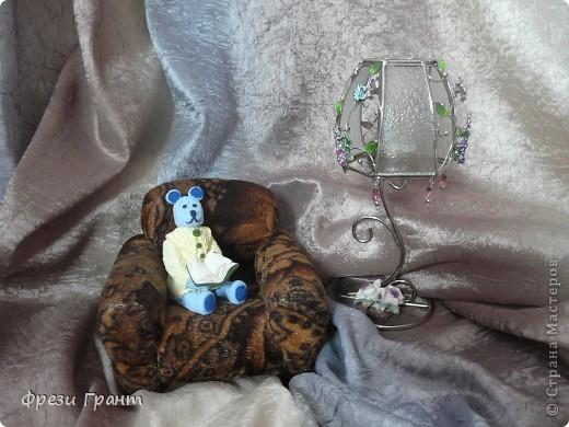 Мой мишутка из глины DEKO!!! фото 2