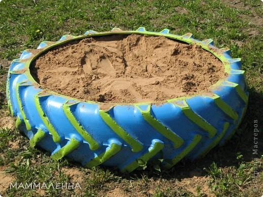 Наша домашняя песочница. фото 1