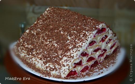 Тортик с винными грушами (с глинтвейном). фото 5