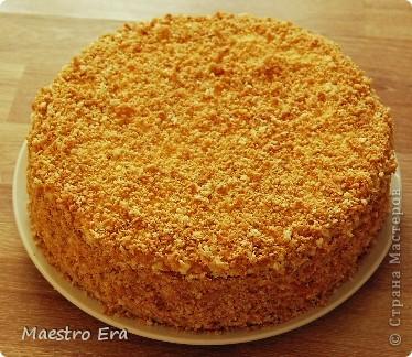 Тортик с винными грушами (с глинтвейном). фото 4