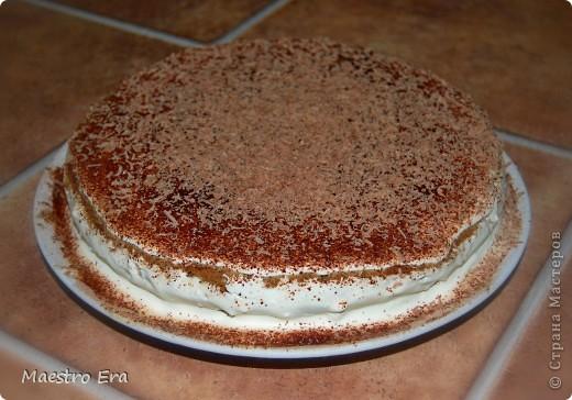 Тортик с винными грушами (с глинтвейном). фото 13