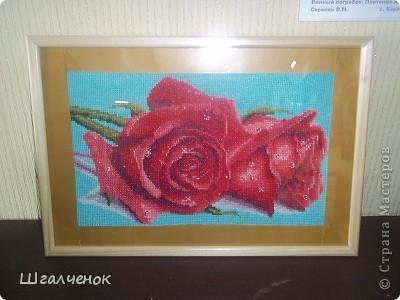 В нашем районе сейчас проходит выставка Таланты земли Ивановской фото 9