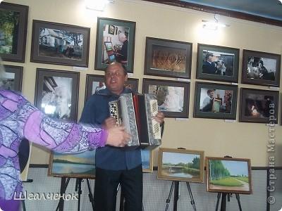 В нашем районе сейчас проходит выставка Таланты земли Ивановской фото 2