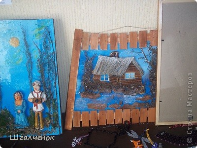 В нашем районе сейчас проходит выставка Таланты земли Ивановской фото 8