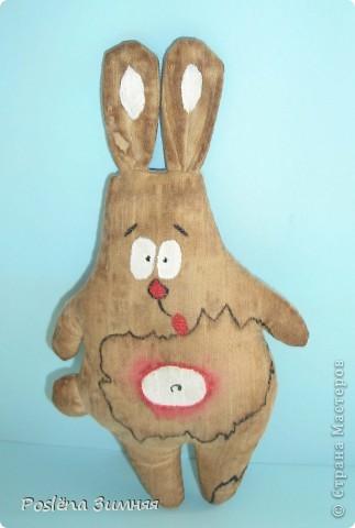 Ромашковый заяц. фото 4