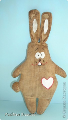 Ромашковый заяц. фото 5