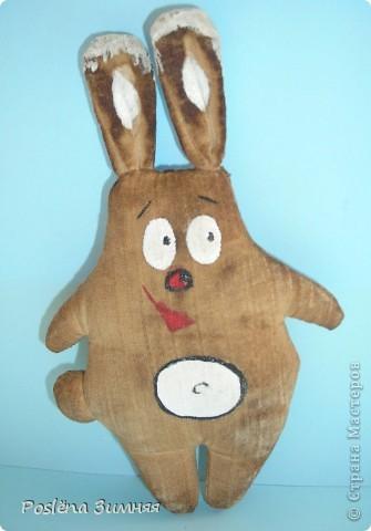 Ромашковый заяц. фото 2