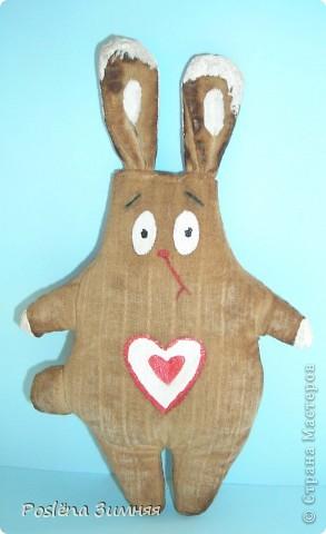 Ромашковый заяц. фото 3