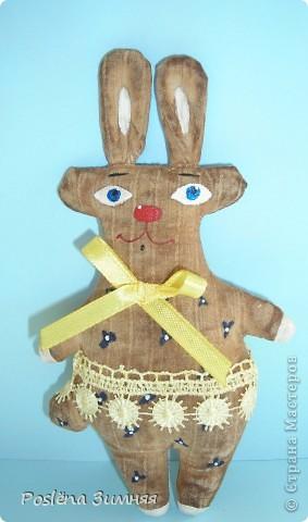 Ромашковый заяц. фото 8