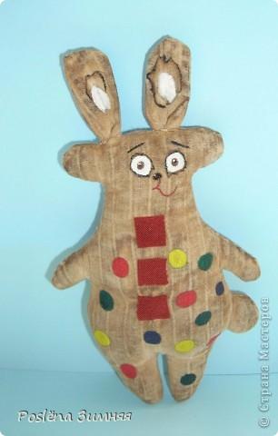 Ромашковый заяц. фото 9