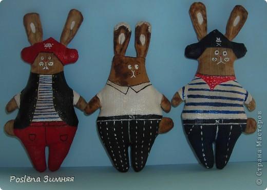 Ромашковый заяц. фото 15