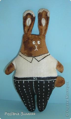 Ромашковый заяц. фото 14