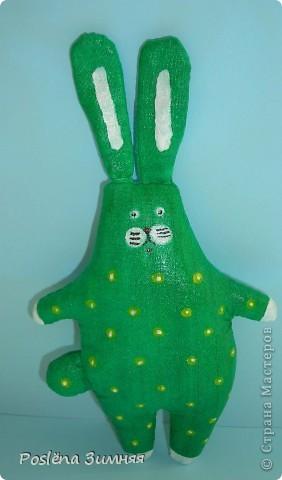 Ромашковый заяц. фото 20