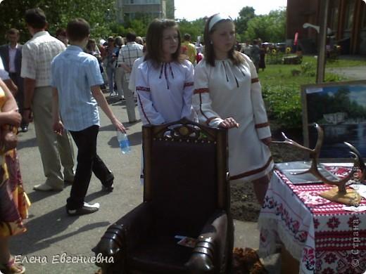 Каждый год у нас в мае проходит фестиваль народного творчества. Мы тоже решили поучаствовать. фото 17