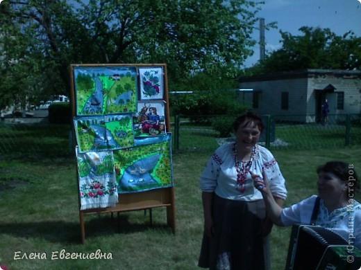 Каждый год у нас в мае проходит фестиваль народного творчества. Мы тоже решили поучаствовать. фото 27