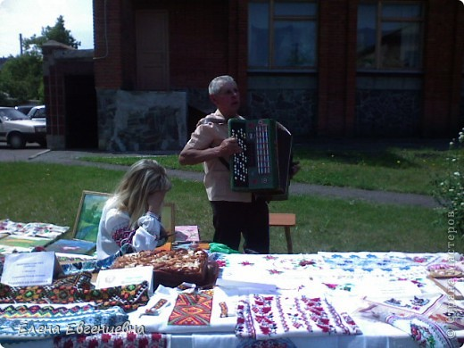Каждый год у нас в мае проходит фестиваль народного творчества. Мы тоже решили поучаствовать. фото 29