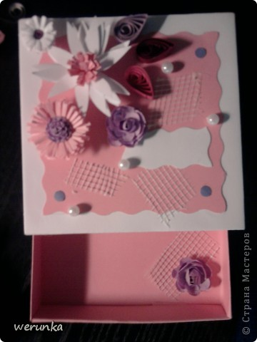 Мои коробочки :) фото 6