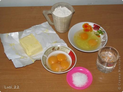 Предлагаю приготовить вкусные  пирожные. фото 2