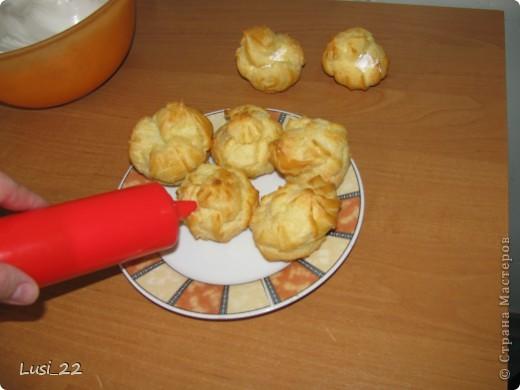 Предлагаю приготовить вкусные  пирожные. фото 15