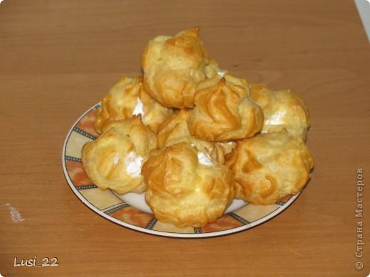 Предлагаю приготовить вкусные  пирожные. фото 1