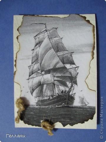 Вот такие пиратские карточки получились.Право выбирать первыми у Улик и Лучик фото 8
