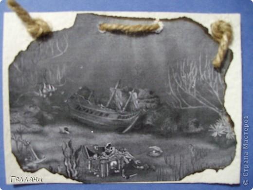 Вот такие пиратские карточки получились.Право выбирать первыми у Улик и Лучик фото 7