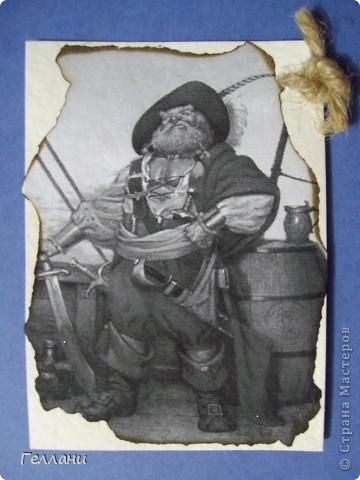 Вот такие пиратские карточки получились.Право выбирать первыми у Улик и Лучик фото 4