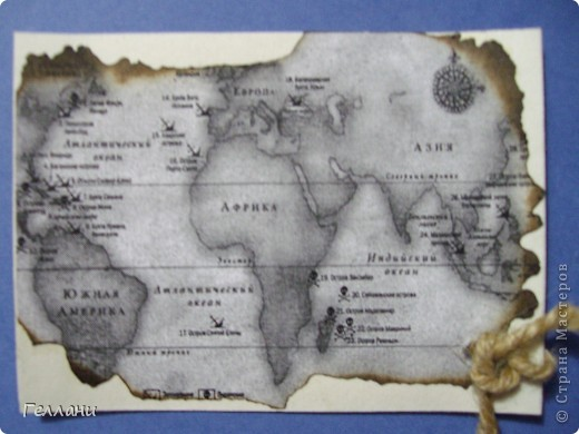 Вот такие пиратские карточки получились.Право выбирать первыми у Улик и Лучик фото 9