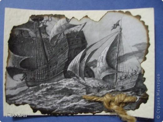 Вот такие пиратские карточки получились.Право выбирать первыми у Улик и Лучик фото 11