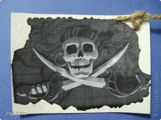 Вот такие пиратские карточки получились.Право выбирать первыми у Улик и Лучик фото 12