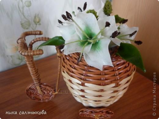 Учусь лепить лилии, но... фото 2