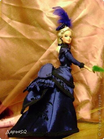 Вот она истинная дама голубых кровей фото 3