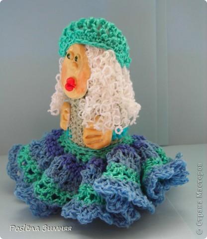 Куколка-малышка.  фото 3