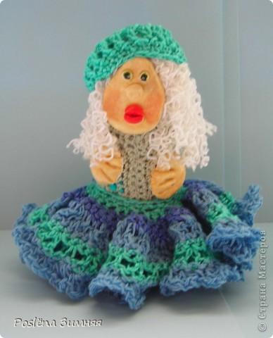 Куколка-малышка.  фото 1