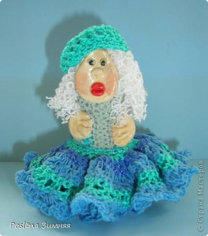Куколка-малышка.  фото 4