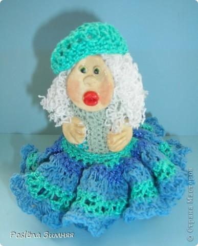 Куколка-малышка.  фото 5