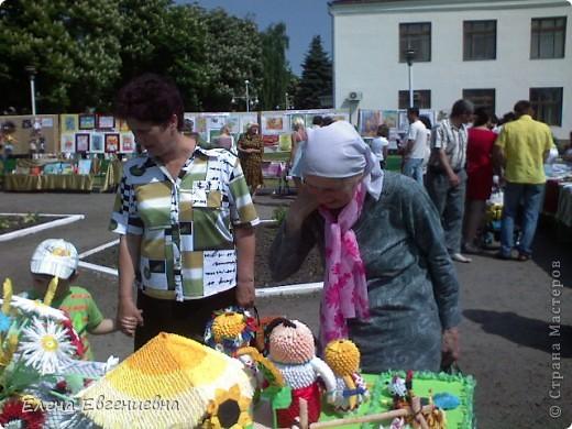 Каждый год у нас в мае проходит фестиваль народного творчества. Мы тоже решили поучаствовать. фото 48