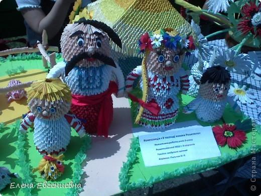 Каждый год у нас в мае проходит фестиваль народного творчества. Мы тоже решили поучаствовать. фото 53