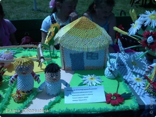 Каждый год у нас в мае проходит фестиваль народного творчества. Мы тоже решили поучаствовать. фото 52