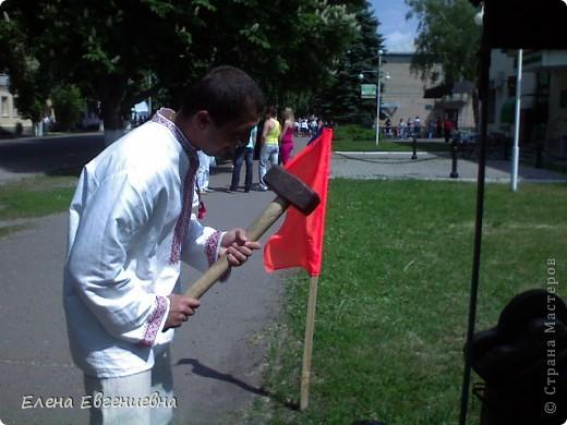 Каждый год у нас в мае проходит фестиваль народного творчества. Мы тоже решили поучаствовать. фото 45
