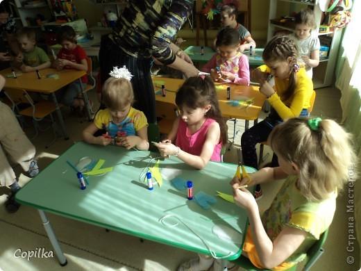 """С детками подготовительной группы начинаем """"волшебничать"""" фото 1"""