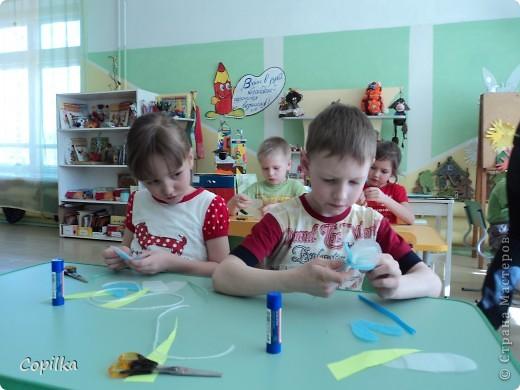 """С детками подготовительной группы начинаем """"волшебничать"""" фото 4"""
