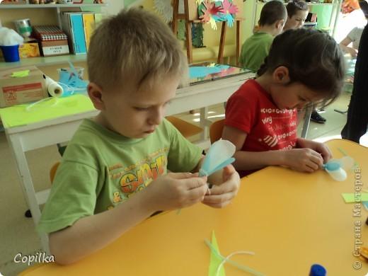 """С детками подготовительной группы начинаем """"волшебничать"""" фото 5"""