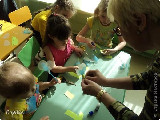 """С детками подготовительной группы начинаем """"волшебничать"""" фото 7"""