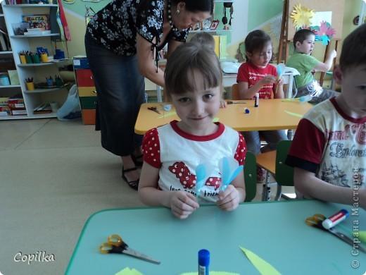 """С детками подготовительной группы начинаем """"волшебничать"""" фото 8"""