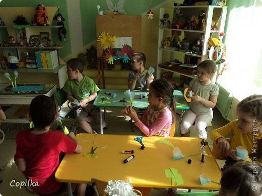 """С детками подготовительной группы начинаем """"волшебничать"""" фото 9"""