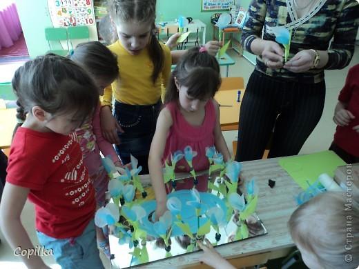 """С детками подготовительной группы начинаем """"волшебничать"""" фото 10"""