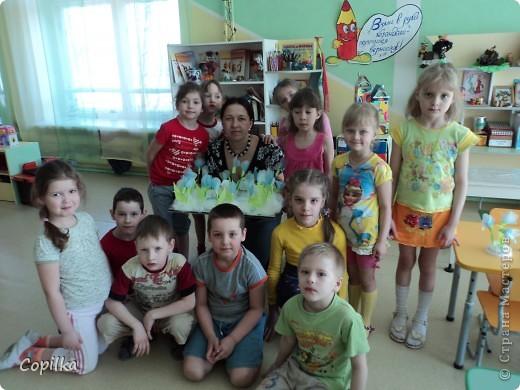 """С детками подготовительной группы начинаем """"волшебничать"""" фото 14"""