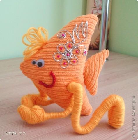 солнечеая рыбка фото 1