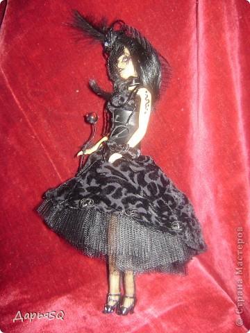 Странно немного оттого что Китай вытворяет со своими куклами...отдали мне её, просто так..то что она была вовсе не нужна..ну чтож..им не нужна, а нужна нам! фото 3